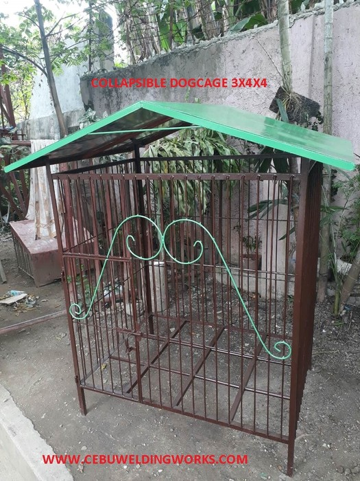 1st picture of for sale brandnew collapsible dogcage 3x4x4 free delivery in cebu for 6900 For Sale in Cebu, Philippines