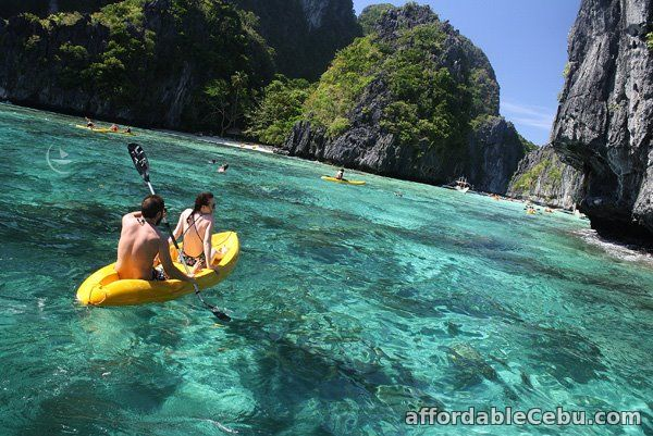 1st picture of El Nido Palawan Tour Package for 5 DAYS 4 NIGHTS Offer in Cebu, Philippines
