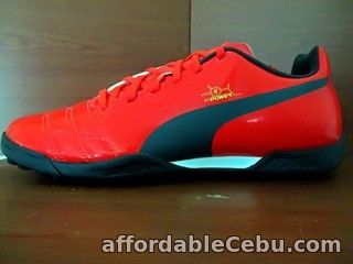 1st picture of Brand New Original Puma Soccer Shoes Sport Shoes Futsal For Sale in Cebu, Philippines