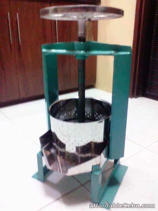 1st picture of Coconut Presser For Sale in Cebu, Philippines