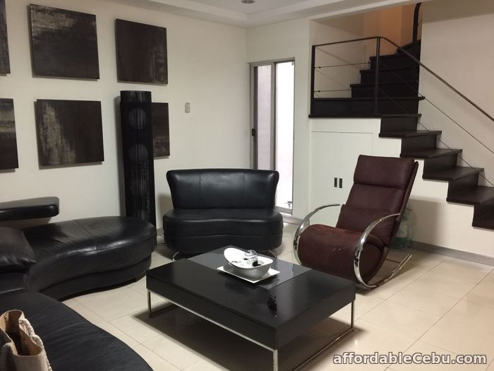 5th picture of FOR SALE: 3-Bedroom Townhouse in Scout Castor For Sale in Cebu, Philippines