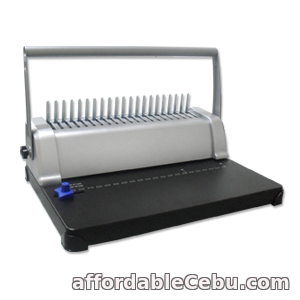 1st picture of CBD-118 Comb Binder For Sale in Cebu, Philippines