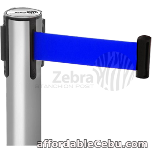 1st picture of H-126A Stanchion post (silver finish) For Sale in Cebu, Philippines