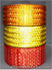 RT6600-03 SMALL CHECK HONEY COMB PVC REFLECTIVE TAPE