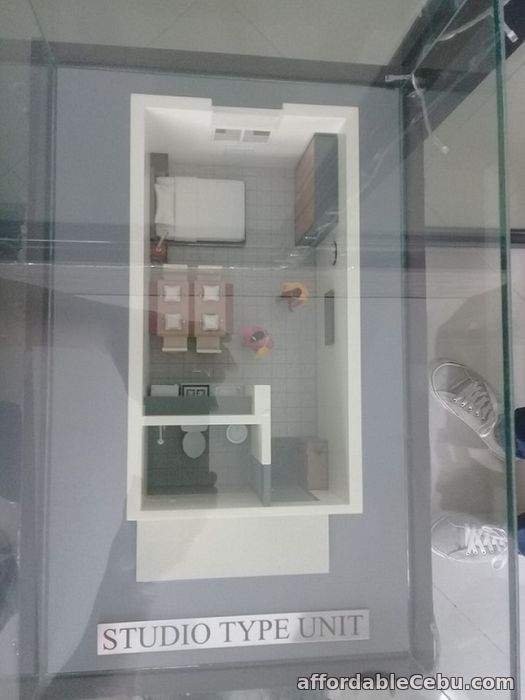 4th picture of Affordable Studio Condo units in Lapulapu, Marigondon. For Sale in Cebu, Philippines