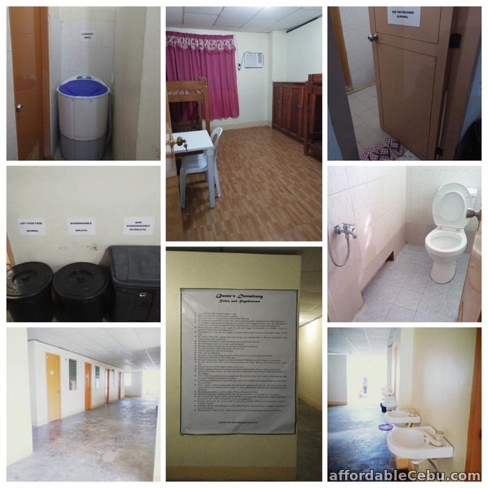 1st picture of FEMALE DORMITORY FOR RENT - AVAILABLE BEDSPACE AT AFFORDABLE RATES For Rent in Cebu, Philippines