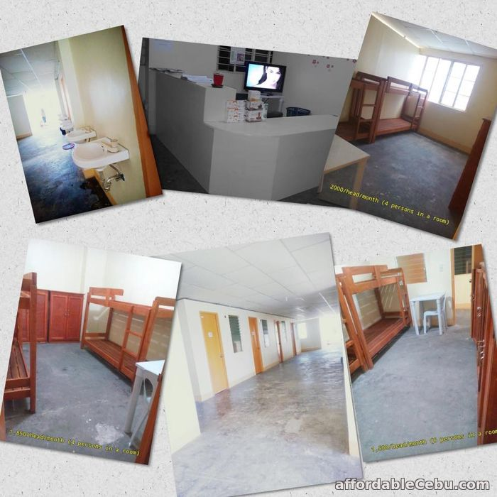 2nd picture of FEMALE DORMITORY FOR RENT - AVAILABLE BEDSPACE AT AFFORDABLE RATES For Rent in Cebu, Philippines