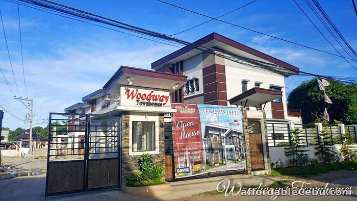 2nd picture of Woodway Townhomes in Pooc, Talisay City Cebu For Sale in Cebu, Philippines