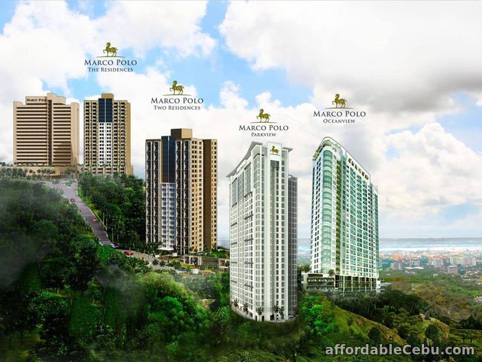 1st picture of Marco Polo Towers in Lahug, Cebu City For Sale in Cebu, Philippines