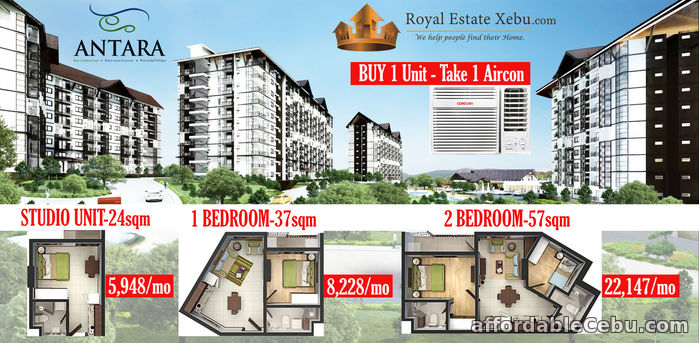 4th picture of CEBU RESIDENTIAL UNITS For Sale in Cebu, Philippines