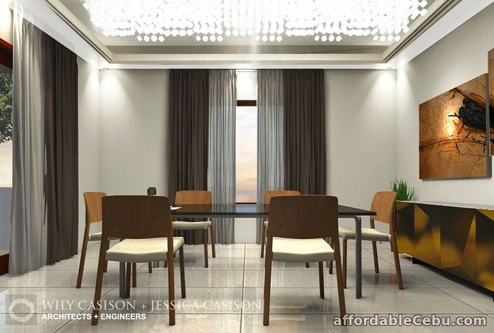 4th picture of FOR SALE: Brand New Pre-Selling 2-Storey Asian Modern Zen Type House and Lot For Sale in Cebu, Philippines