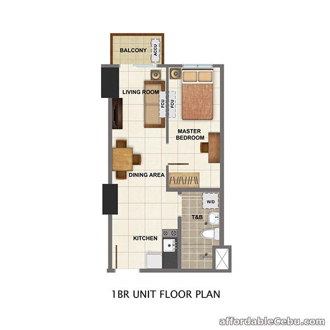 2nd picture of For Sale Avida Towers Cloverleaf (Condominium) For Sale in Cebu, Philippines