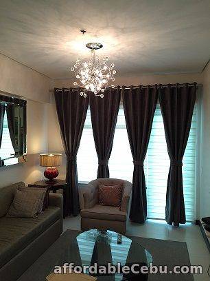 1st picture of FOR SALE: 1BR ASTON TOWER at TWO SERENDRA For Sale in Cebu, Philippines
