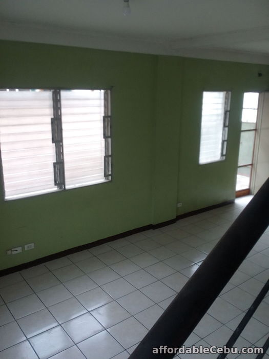 1st picture of A 2 storey apartment for rent with own garage at sikatuna street near zapatera school For Rent in Cebu, Philippines