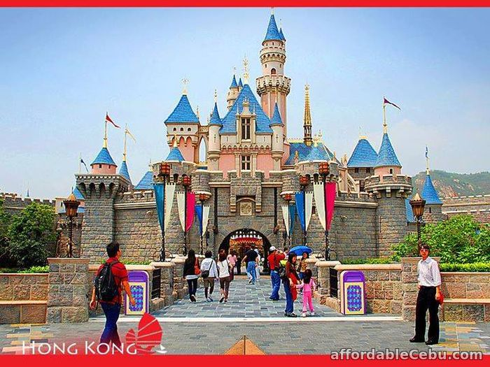 2nd picture of Hong Kong Tour Package with Disneyland Offer in Cebu, Philippines