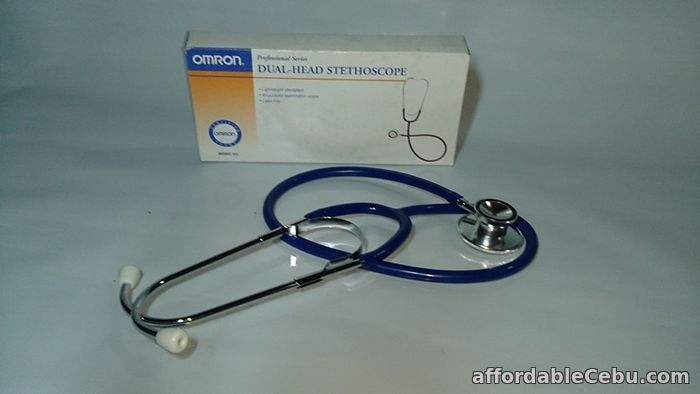 1st picture of Omron Stethoscope with dual head For Sale in Cebu, Philippines