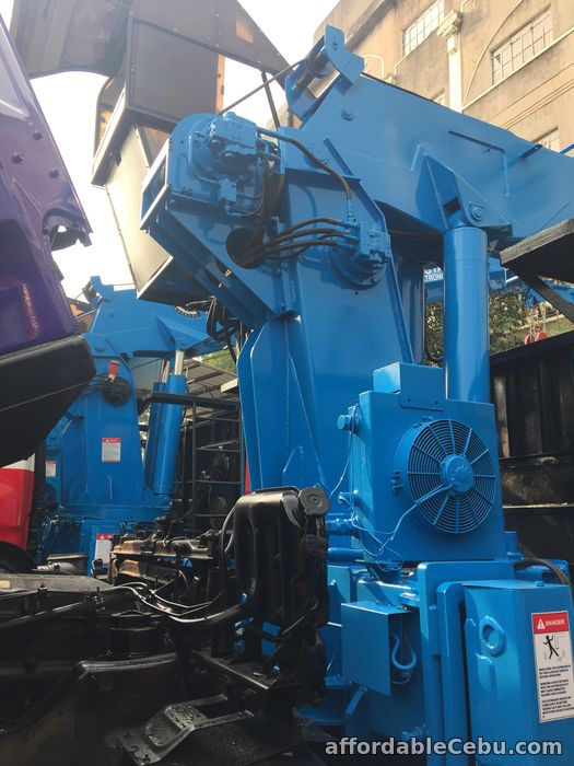 4th picture of 15 tonner boom truck or crane truck for sale For Sale in Cebu, Philippines