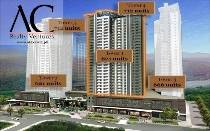 3rd picture of Avida Towers Riala For Sale in Cebu, Philippines