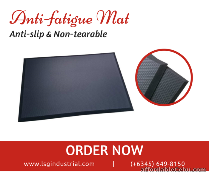 1st picture of LSG Anti-Fatigue Mats For Sale in Cebu, Philippines