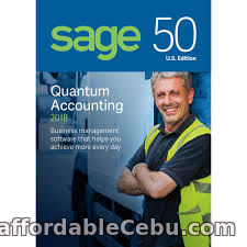 1st picture of SAGE 50 Accounting Software For Sale in Cebu, Philippines