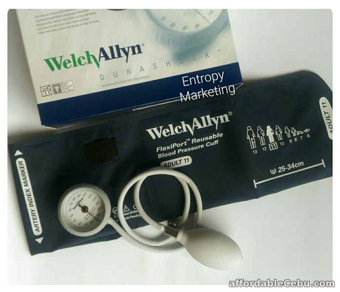 1st picture of Welch Allyn Durashock BP Aneroid Sphygmomanometer For Sale in Cebu, Philippines