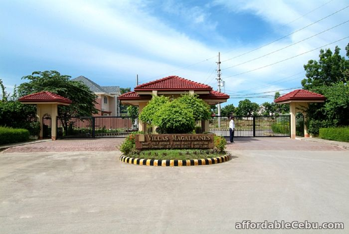 1st picture of Developed Residential lot for sale at Villas Magallanes in Agus, Lapu-Lapu City Cebu For Sale in Cebu, Philippines