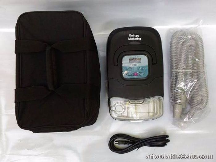 2nd picture of APAP 804 CPAP Machine with Humidifier For Sale in Cebu, Philippines