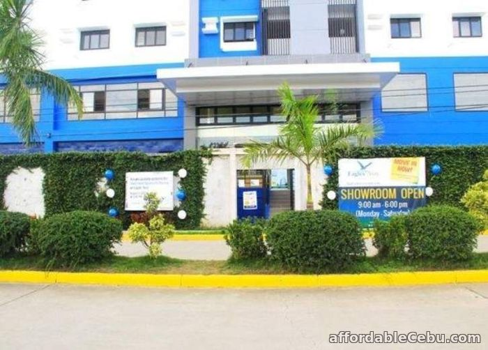 5th picture of Studio Unit for sale at Eagle's Nest very accessible to Sacred Heart School For Sale in Cebu, Philippines