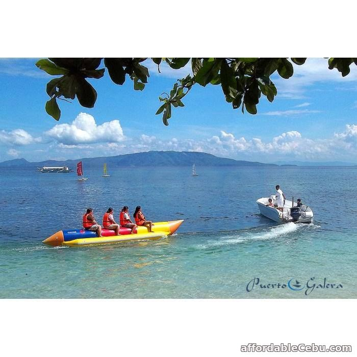 1st picture of Beach Front Resort with pool Puerto Galera Package Offer in Cebu, Philippines