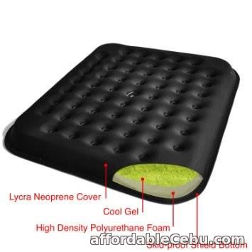 2nd picture of Lovehome Cool Gel Seat Cushion  Design A For Sale in Cebu, Philippines