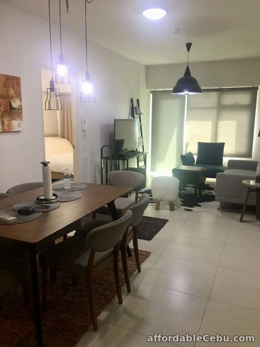 1st picture of For Lease: Red Oak in Two Serendra For Rent in Cebu, Philippines