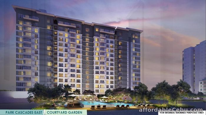 1st picture of Park Cascades at Arca South For Sale in Cebu, Philippines
