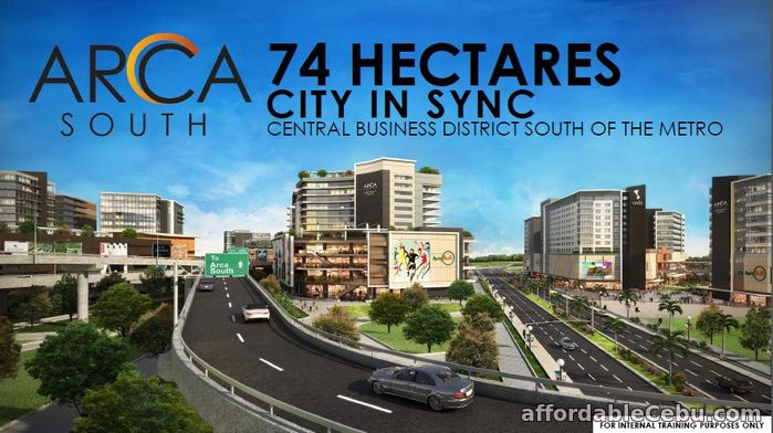 5th picture of Park Cascades at Arca South For Sale in Cebu, Philippines