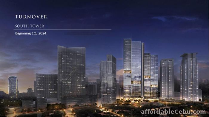 1st picture of Park Central North Tower For Sale in Cebu, Philippines