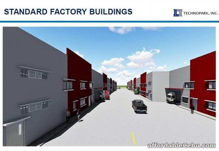 1st picture of Cavite Technopark Warehouse For Rent For Sale in Cebu, Philippines