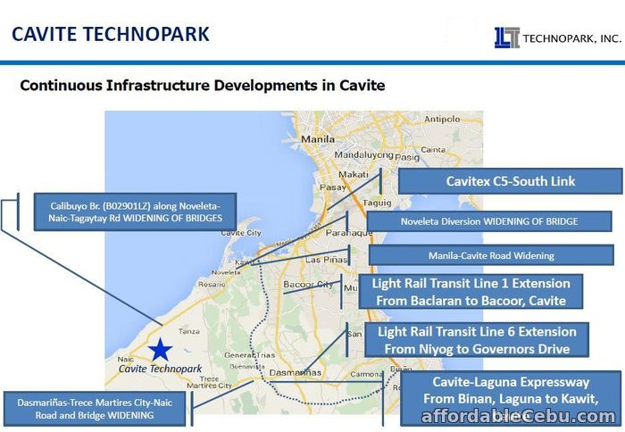 5th picture of Cavite Technopark Warehouse For Rent For Sale in Cebu, Philippines