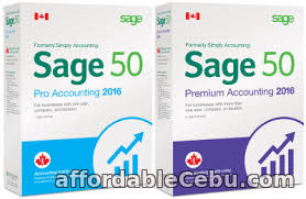 1st picture of SAGE 50 (formerly Peachtree) For Sale in Cebu, Philippines