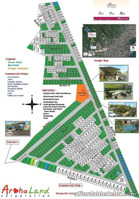 4th picture of Resedential lot for sale in Minglanilla For Sale in Cebu, Philippines
