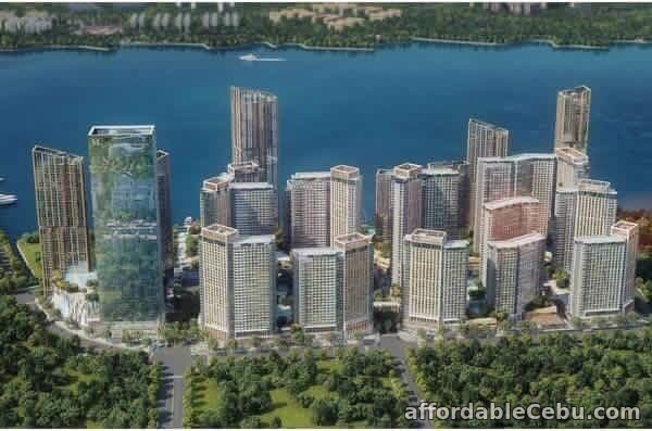 2nd picture of Mandani Bay condo for sale!!! north reclamation For Sale in Cebu, Philippines
