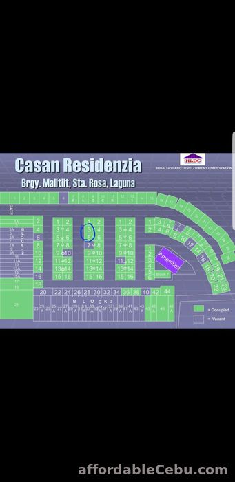 1st picture of FOR SALE: Casan Residenzia For Sale in Cebu, Philippines