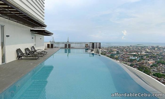 1st picture of Calyx Residences - Studio Unit for rent near at Ayala Center Cebu For Rent in Cebu, Philippines