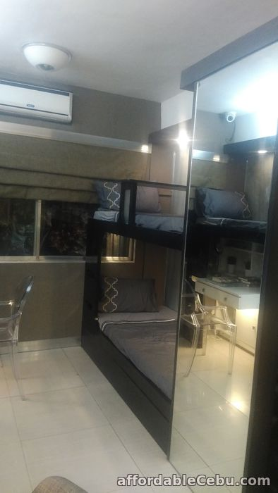 3rd picture of Only 10K reservation fee as low as P6736 a month  1BR unit across Robinsons Galleria For Sale in Cebu, Philippines