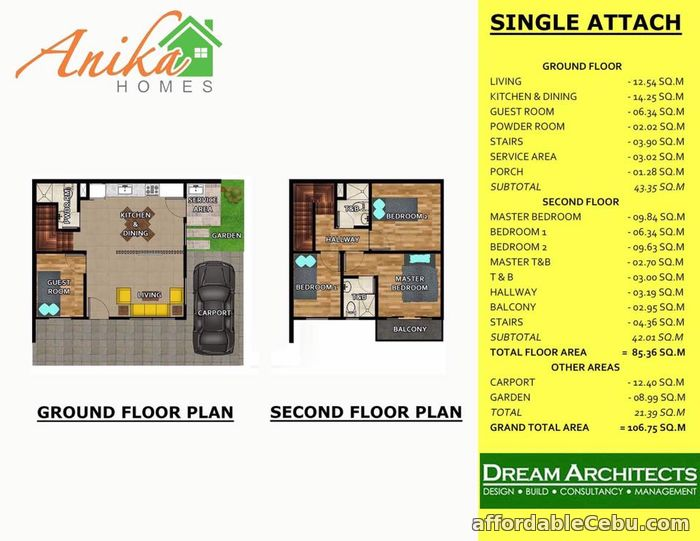 5th picture of HOUSE AND LOT FOR SALE For Sale in Cebu, Philippines