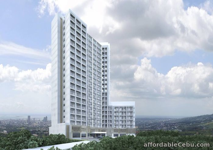 1st picture of furnished luxurious unit awaits you at a high-end residential Condo Len Menda Residences For Sale in Cebu, Philippines