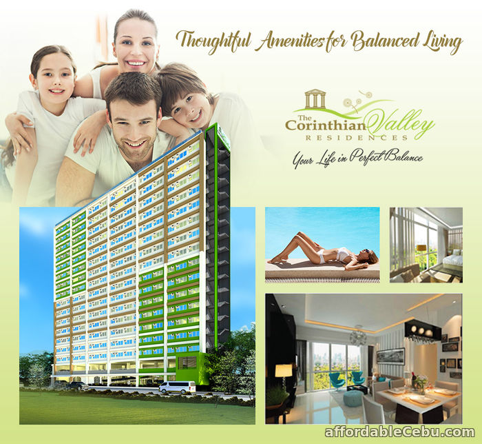 1st picture of 1-bedroom condo as low as P5063 a month on DP in Cebu City (Happy Valley, Cebu City) For Sale in Cebu, Philippines