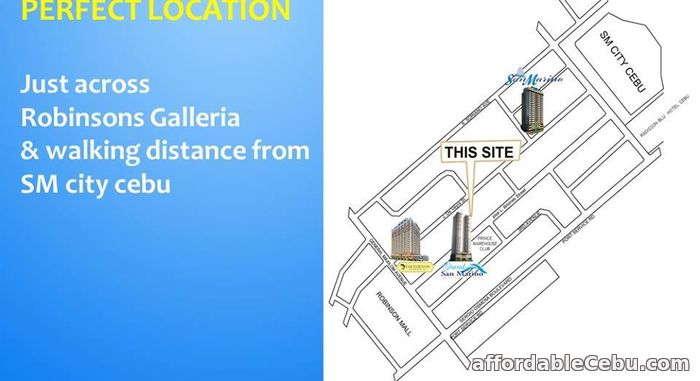 2nd picture of Real Estate Investment for sale at Grand San Marino Residences For Sale in Cebu, Philippines
