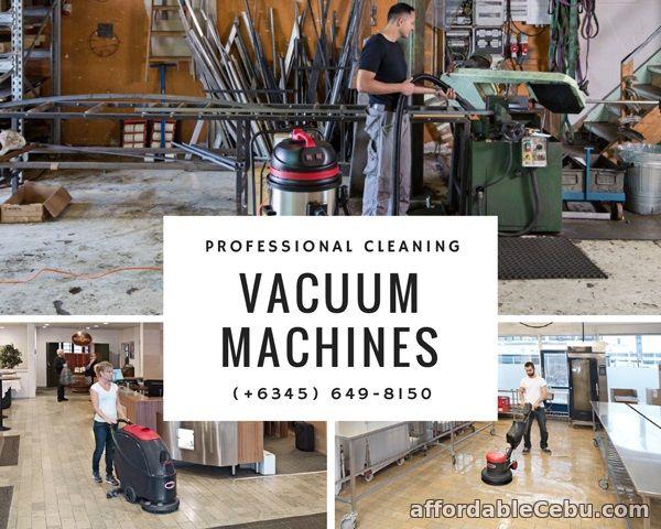 1st picture of Vacuum Machines Laguna For Sale in Cebu, Philippines