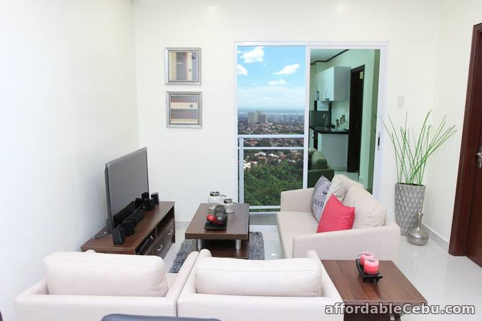 3rd picture of furnished luxurious unit awaits you at a high-end residential Condo Len Menda Residences For Sale in Cebu, Philippines