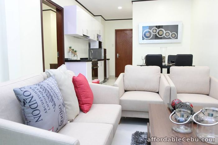 2nd picture of Fully furnished Condo at Le Menda Residences  that incorporates the Australian standard of living. For Sale in Cebu, Philippines