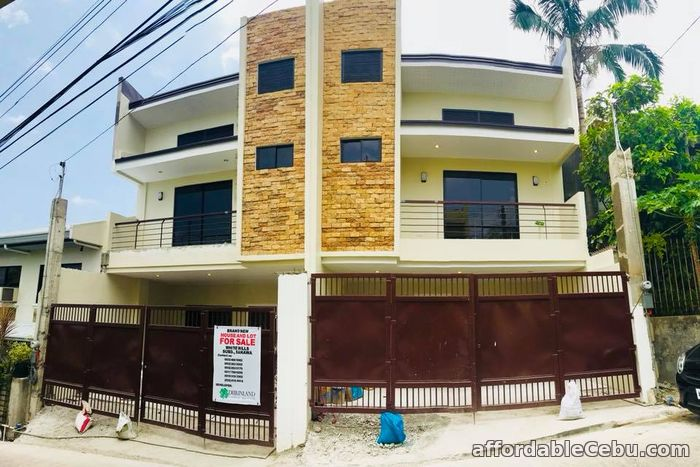 1st picture of Ready for Occupancy House for sale at White Hills in Banawa, Cebu City For Sale in Cebu, Philippines